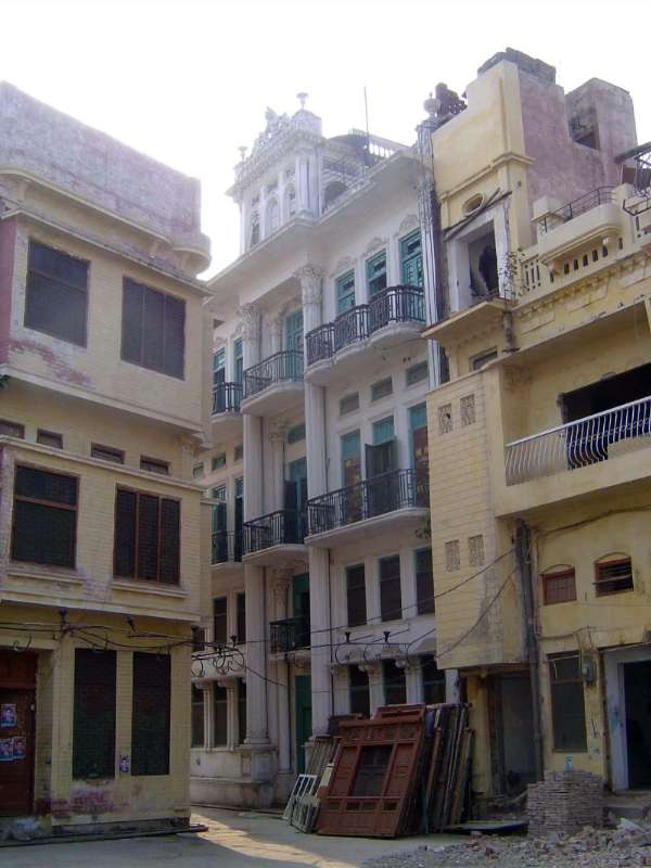 Pakistan: Lahore: the Old City picture 14