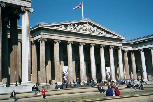 The United Kingdom: London 6: Public Buildings  picture 47