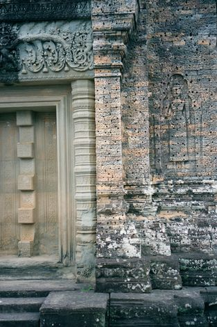 Cambodia (Angkor): East Mebon and Banteay Samre picture 4