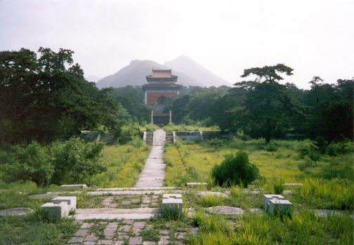 China: Beijing: Ming Tombs picture 13