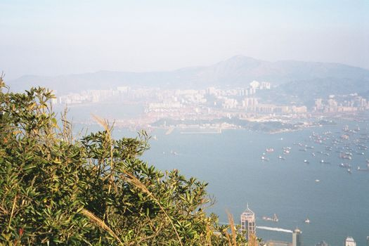 China: Hong Kong 2:From the Peak picture 4