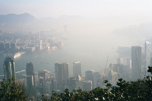 China: Hong Kong 2:From the Peak picture 7