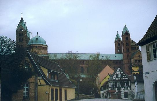Germany: Speyer Cathedral picture 4