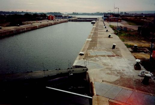 The United Kingdom: London 2: Royal Docks picture 47