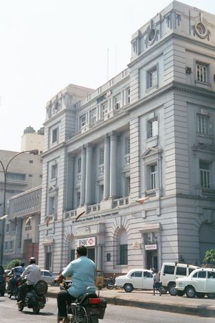 Peninsular India: Chennai/Madras 5: British Commercial Buildings picture 12