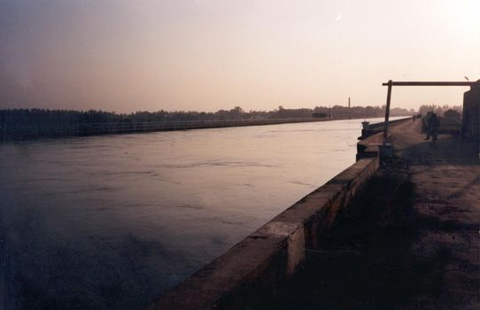 India Themes: Irrigation 4: the Ganges Canal and Haridwar picture 6