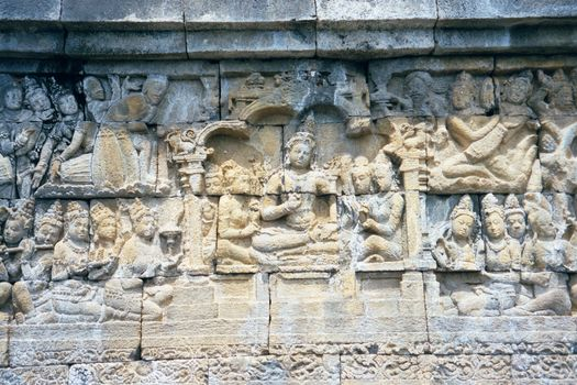 Indonesia: Borobudur 4 picture 1