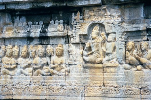 Indonesia: Borobudur 4 picture 2