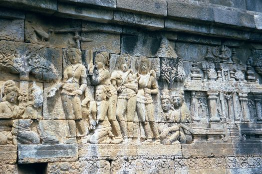 Indonesia: Borobudur 4 picture 9