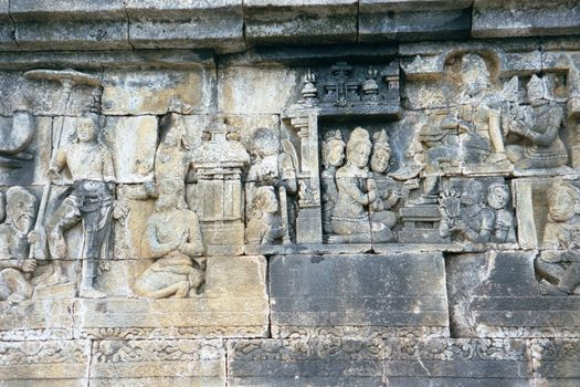 Indonesia: Borobudur 4 picture 11