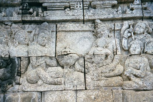 Indonesia: Borobudur 4 picture 16
