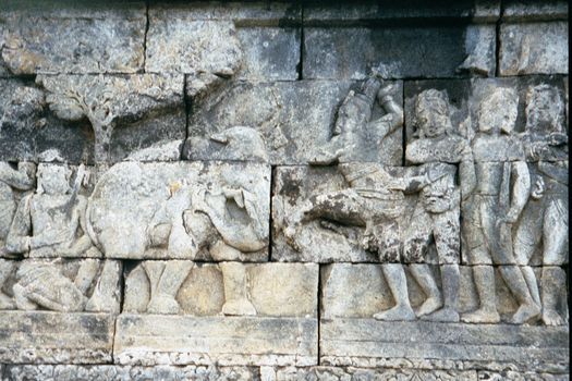 Indonesia: Borobudur 4 picture 21