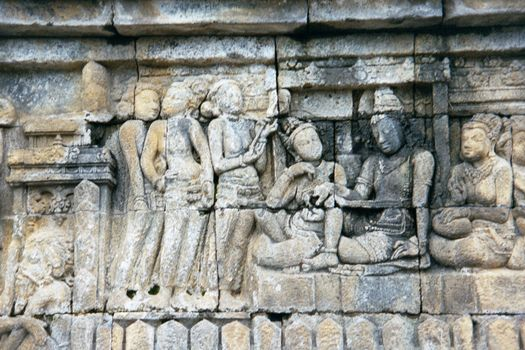 Indonesia: Borobudur 4 picture 24