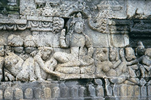 Indonesia: Borobudur 4 picture 30