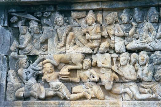 Indonesia: Borobudur 4 picture 31
