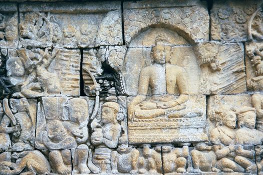Indonesia: Borobudur 4 picture 41