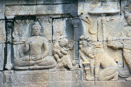Indonesia: Borobudur 4 picture 44