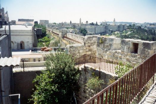 Jerusalem: Walls, Gates, and Streets picture 1