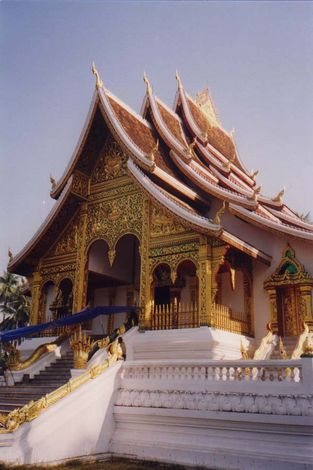 Laos: Luang Prabang Palace Grounds picture 5