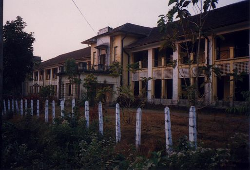 Burma / Myanmar: Moulmein  2:  Mosques, Churches, Schools picture 10