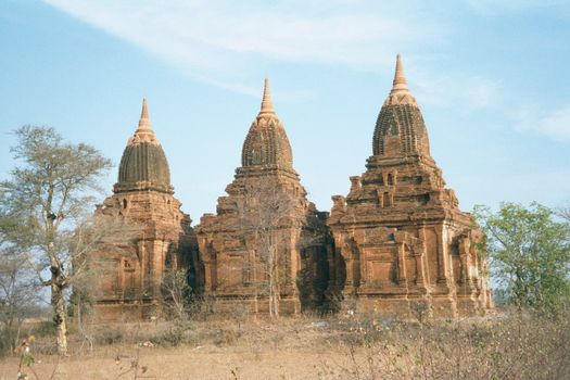 Burma / Myanmar: Pagan 2: More Monuments picture 15