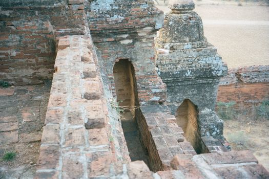 Burma / Myanmar: Pagan 2: More Monuments picture 19