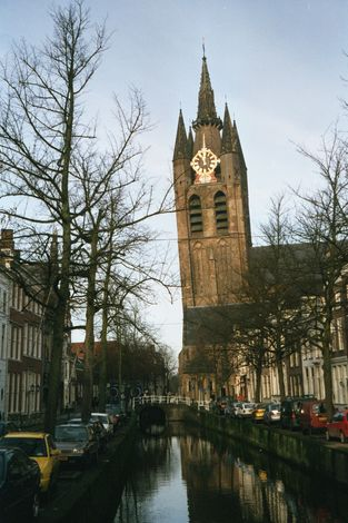 The Netherlands: Delft: Traces of the East picture 1