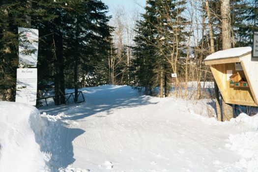 The Eastern United States: Fort Kent Winter picture 15
