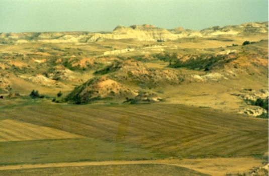The Western United States: Little Missouri Badlands picture 3