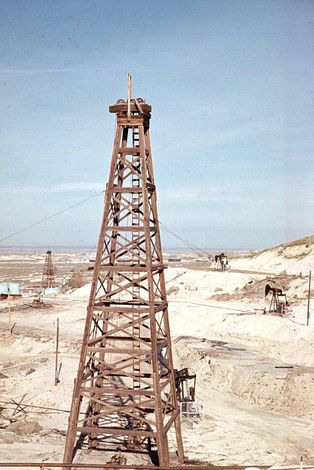 The Western United States: Pioneer Oil Fields of the San Joaquin Valley picture 2