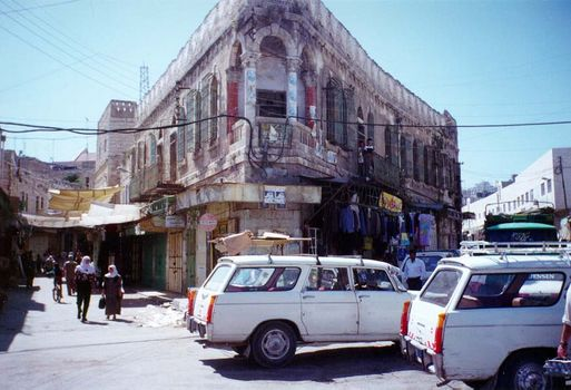 The West Bank: Hebron 2: the New City picture 1