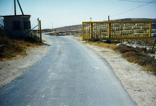 The West Bank: Israeli Settlements picture 1