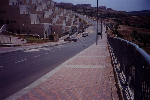 The West Bank: Israeli Settlements picture 21