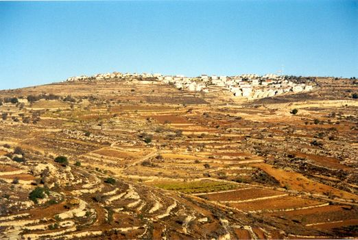 The West Bank: Israeli Settlements picture 5