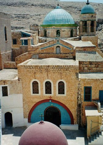 The West Bank: Mar Saba picture 9