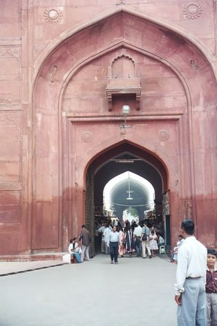 Northern India: Delhi's Red Fort picture 2
