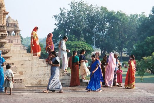 Northern India: Khajuraho Worship picture 2