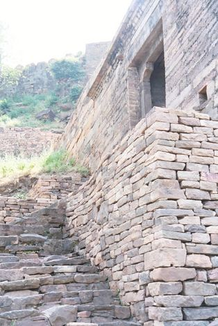 Northern India: Ajaigar Fort picture 3
