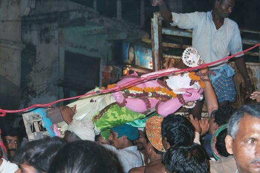 Northern India: Varanasi Dussehra picture 13
