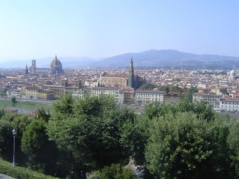 Italy: Florence: Panorama picture 6