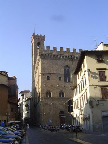 Italy: Florence: Palaces picture 3