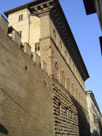 Italy: Florence: Palaces picture 6