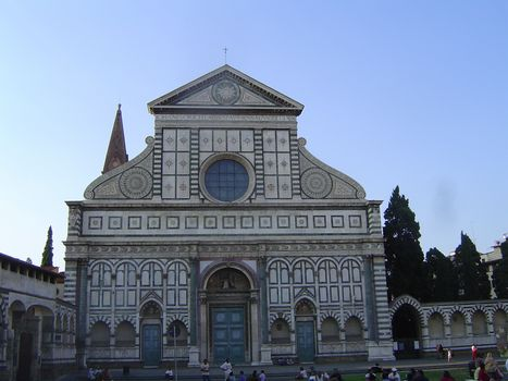 Italy: Florence: Churches picture 4