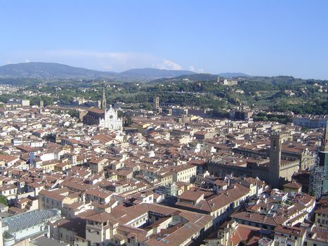 Italy: Florence: Panorama picture 12