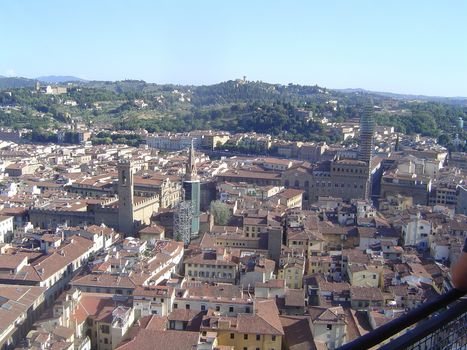 Italy: Florence: Panorama picture 13