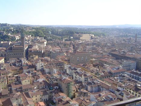 Italy: Florence: Panorama picture 15