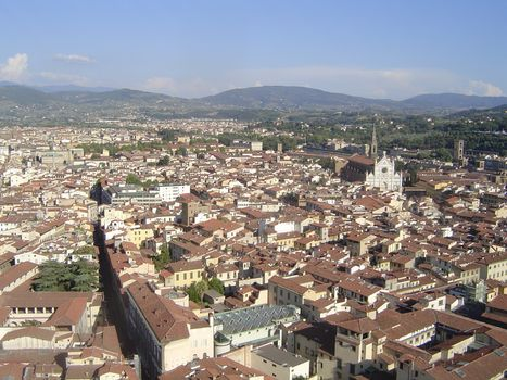Italy: Florence: Panorama picture 11