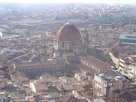 Italy: Florence: Panorama picture 18