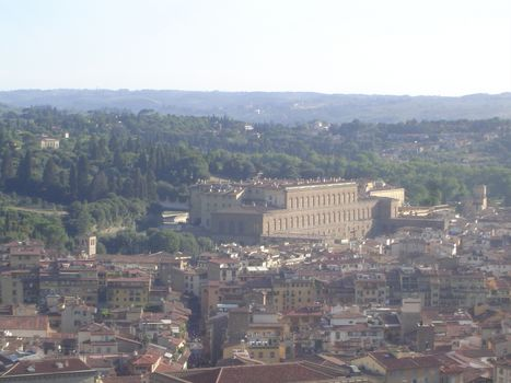 Italy: Florence: Panorama picture 16