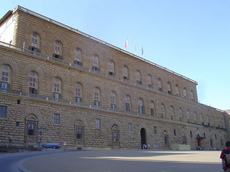 Italy: Florence: Palaces picture 8